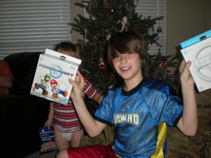 Wii say Merry Christmas