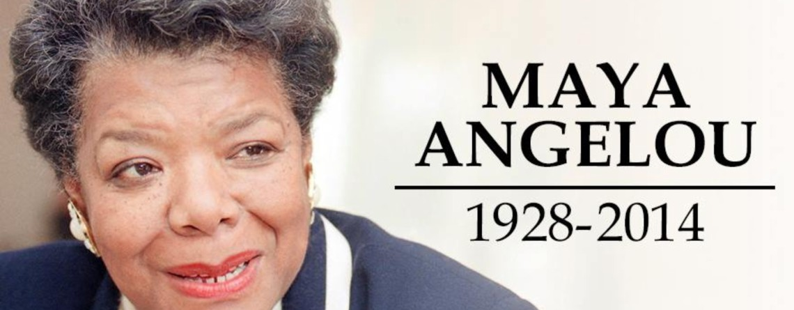 Maya Angelou – select quotes