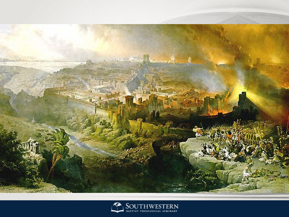 intertestamentalperiodpaper The second temple period spans about six hundred years, beginning in the late sixth century bce and ending with the destruction of the jerusalem temple by the romans in 70 ce throughout much of this period, jews lived—and early judaism developed—under foreign rule.